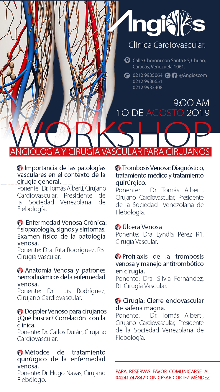 Workshop: Angiolog�...